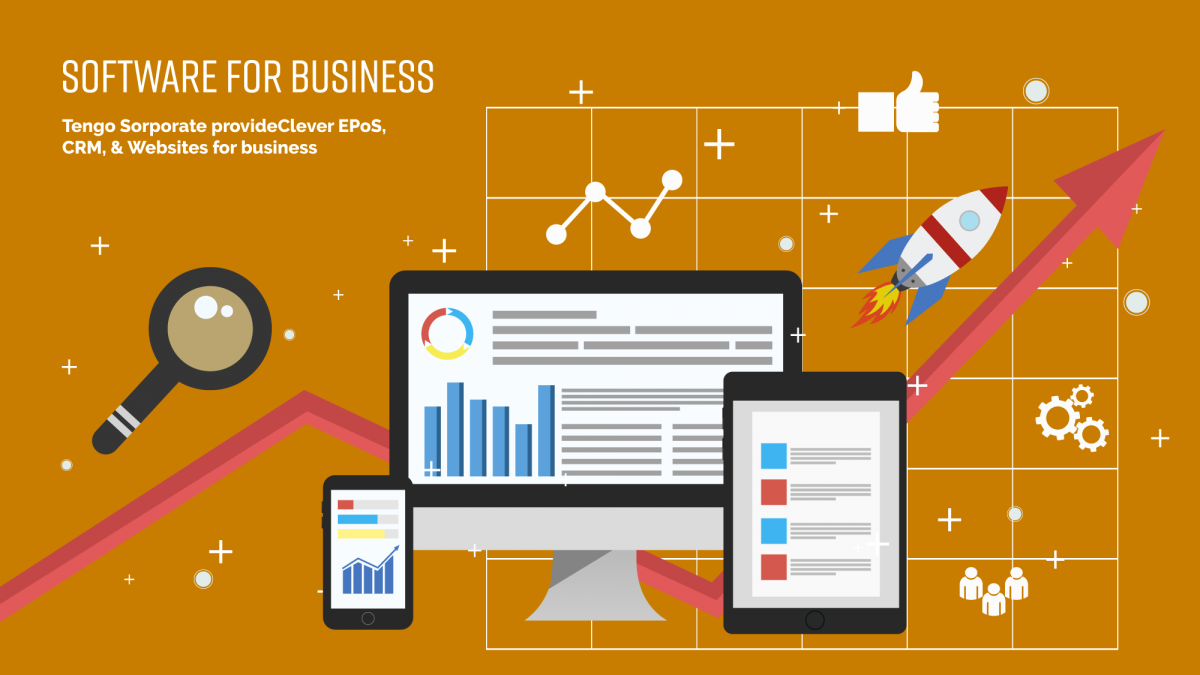 Clever EPoS, CRM, and Websites for business